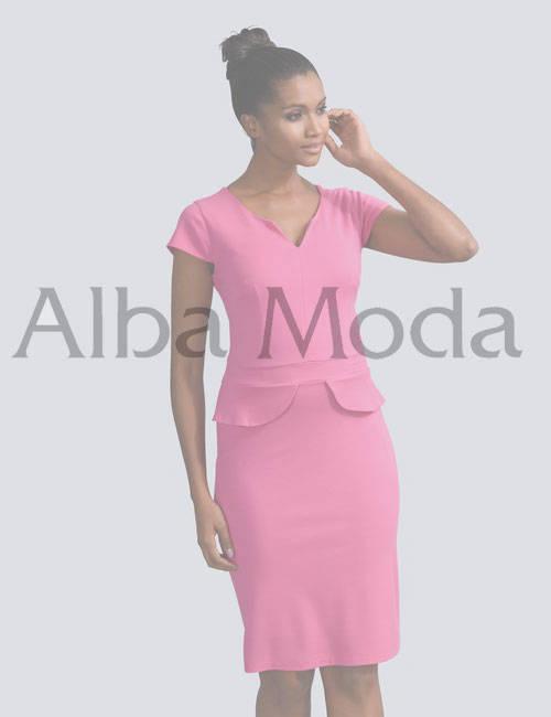 женское летнее платье Alba Moda (Альба Мода)
