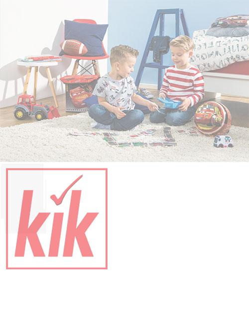 товары для детей Kik (Кик)
