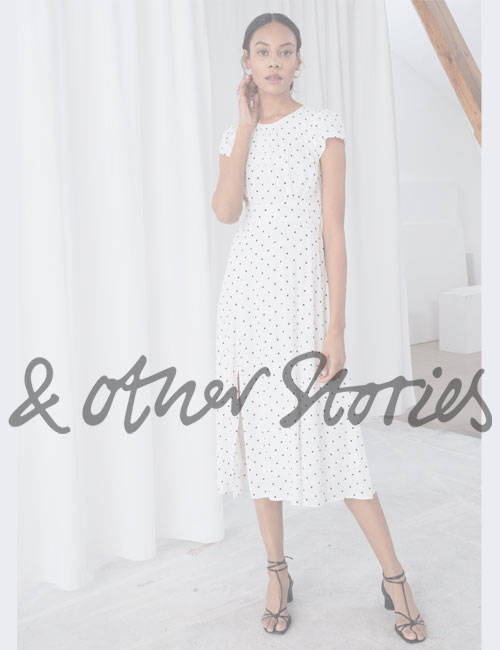 женское платье & Other Stories