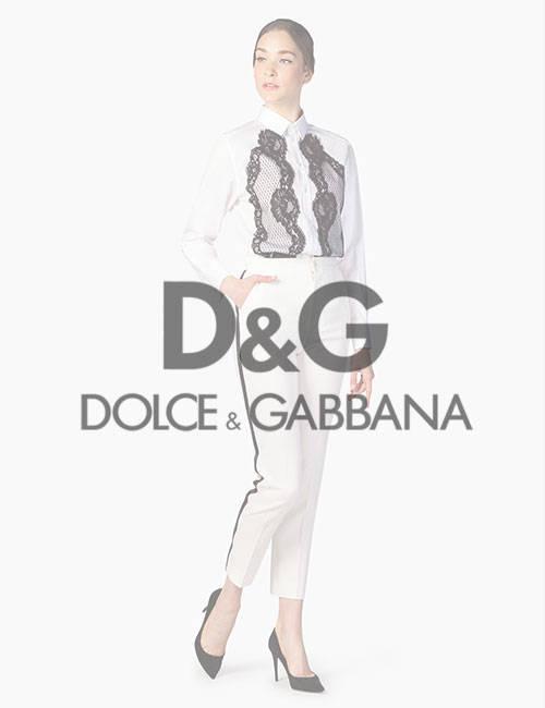 женские брюки Dolce & Gabbana (Дольче & Габбана)