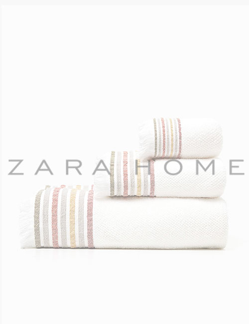 полотенца Zara Home (Зара Хоум)