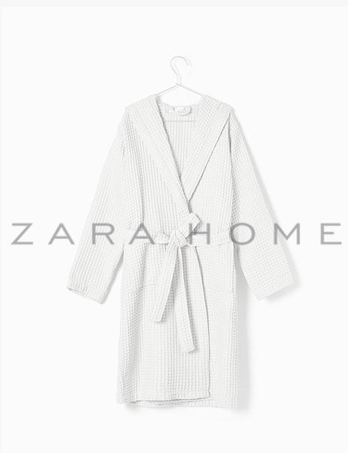 банный халат Zara Home (Зара Хоум)